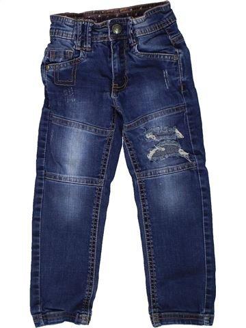 Legging garçon ORCHESTRA bleu 3 ans été #1401961_1