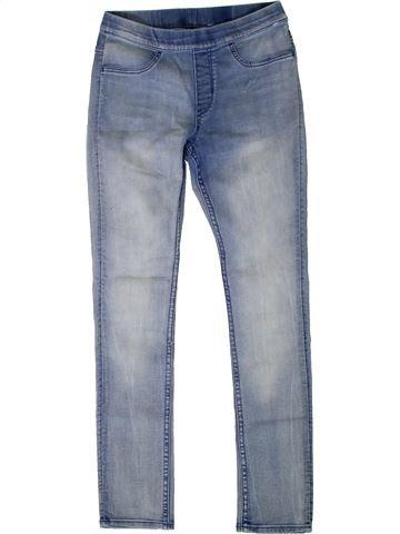 Legging niña H&M azul 8 años invierno #1402051_1