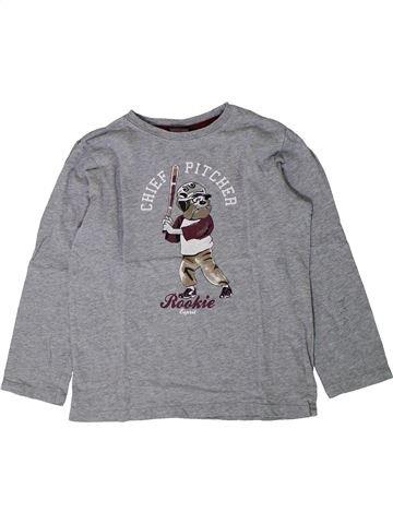 Camiseta de manga larga niño ESPRIT gris 7 años invierno #1402111_1