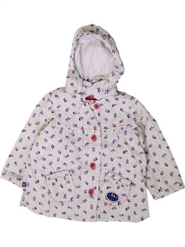 Parka - Trench fille SERGENT MAJOR blanc 2 ans été #1402126_1