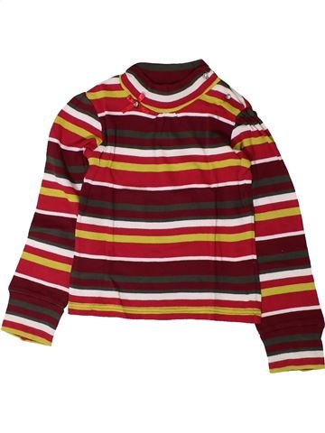 Camiseta de manga larga niña MARÈSE beige 6 años invierno #1402174_1