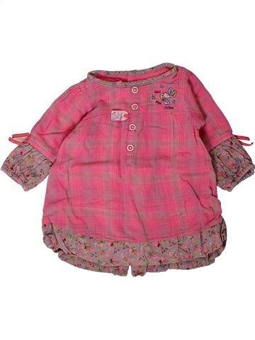 Vestido niña LA COMPAGNIE DES PETITS rosa 6 meses invierno #1402192_1