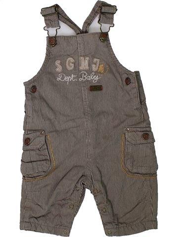 Mono niño SERGENT MAJOR gris 3 meses invierno #1402206_1