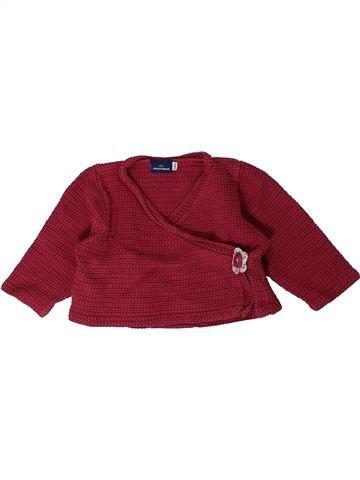 Chaleco niña SERGENT MAJOR rojo 6 meses invierno #1402209_1