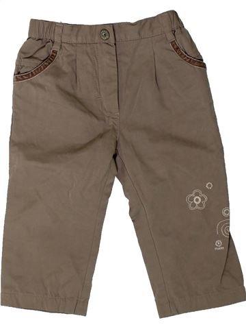 Pantalon fille MEXX marron 12 mois hiver #1402226_1