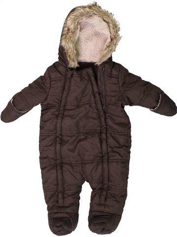 Mono-polar niño F&F marrón 3 meses invierno #1402228_1