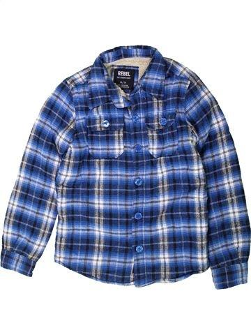 Camisa de manga larga niño PRIMARK azul 9 años invierno #1402352_1