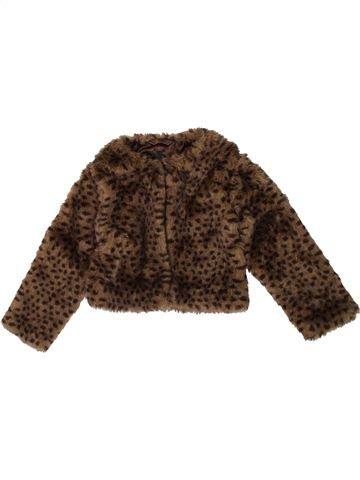 Chaqueta niña NEXT marrón 4 años invierno #1402356_1