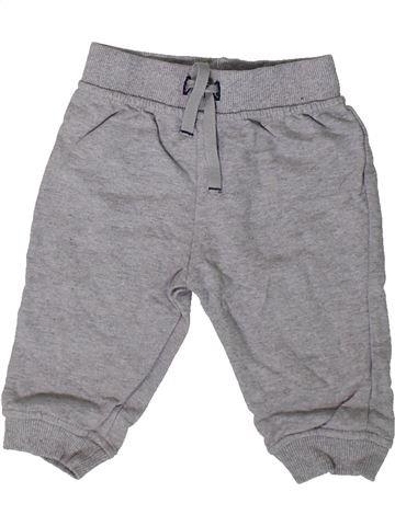 Pantalon garçon MARKS & SPENCER gris 9 mois hiver #1402370_1