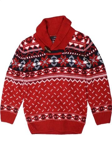 jersey niño GEORGE rojo 6 meses invierno #1402452_1