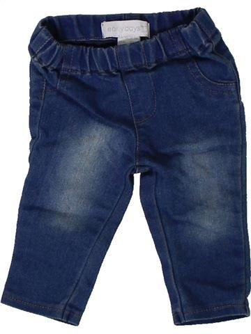Tejano-Vaquero niña PRIMARK azul 3 meses invierno #1402456_1