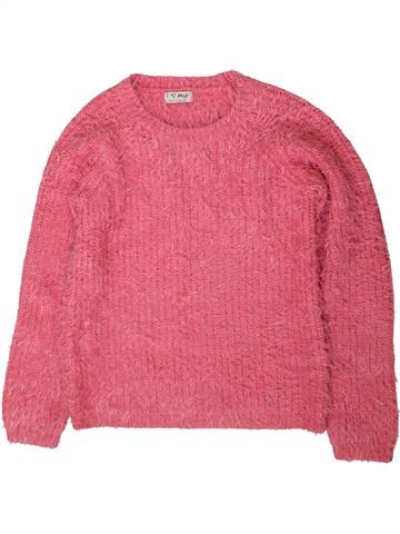 Pull fille NEXT rose 10 ans hiver #1402463_1