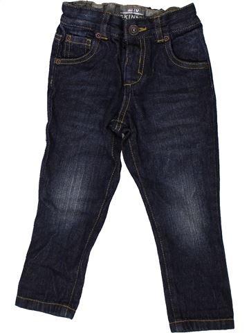 Tejano-Vaquero niño V BY VERY azul oscuro 3 años invierno #1402469_1