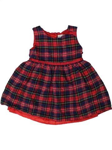 Vestido niña M&CO marrón 18 meses invierno #1402537_1