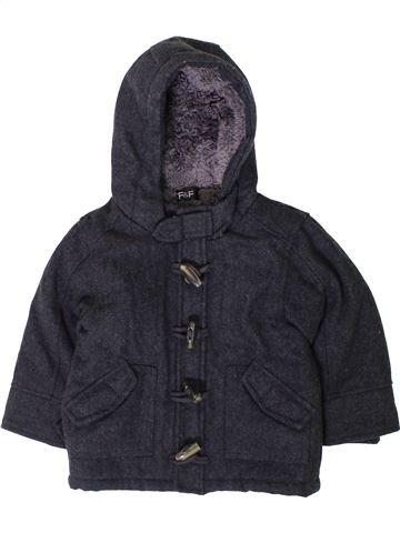 Abrigo niño F&F negro 2 años invierno #1402540_1