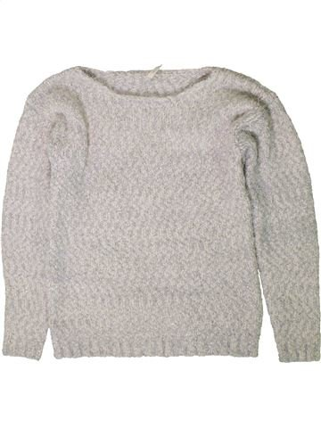 Pull fille PRIMARK blanc 12 ans hiver #1402557_1