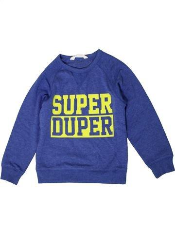 Sudadera niño H&M azul 8 años invierno #1402595_1