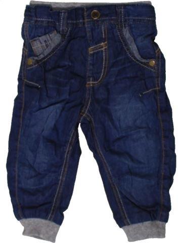 Tejano-Vaquero niño GEORGE azul 9 meses invierno #1402607_1