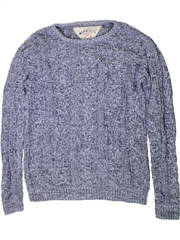 jersey niño MARKS & SPENCER azul 12 años invierno #1402651_1