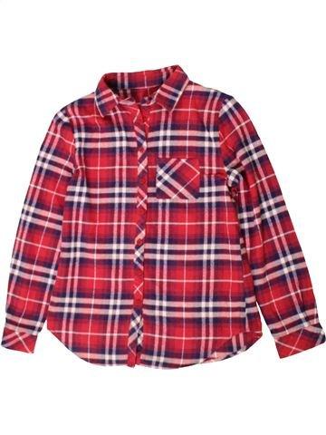 Camisa de manga larga niño NEW LOOK violeta 10 años invierno #1402685_1