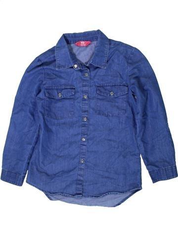 Blusa de manga larga niña PRIMARK azul 10 años invierno #1402727_1