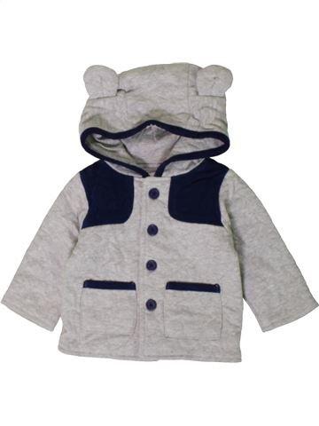 Chaqueta niño PRIMARK gris 6 meses invierno #1402751_1