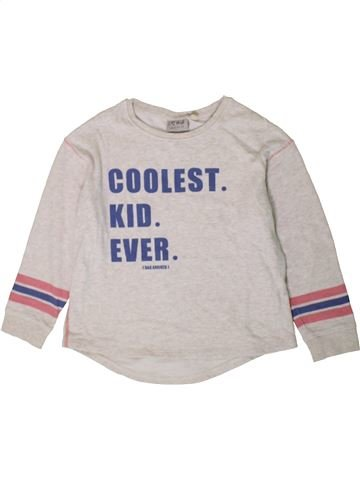 Sweat fille NEXT rose 7 ans hiver #1402761_1