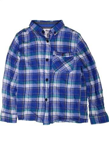 Chemise manches longues garçon PRIMARK bleu 7 ans hiver #1402792_1