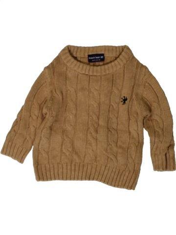 jersey niño NEXT marrón 6 meses invierno #1402824_1
