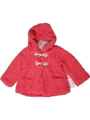 Chaqueta niña NUTMEG rojo 18 meses invierno #1402866_1