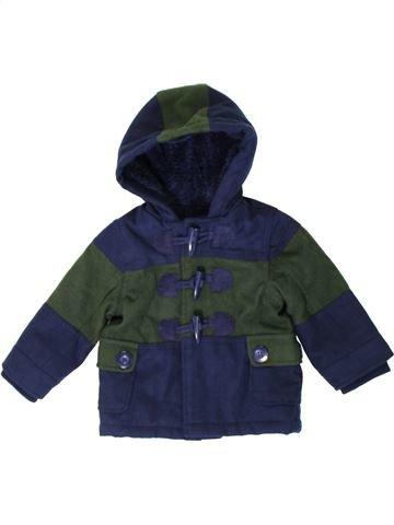 Abrigo niño MOTHERCARE azul 12 meses invierno #1402924_1
