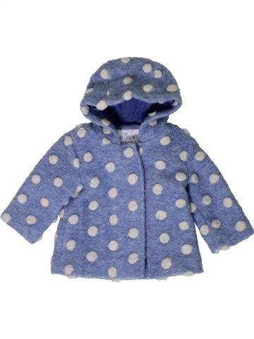 Chaqueta niña MARKS & SPENCER azul 3 meses invierno #1402956_1