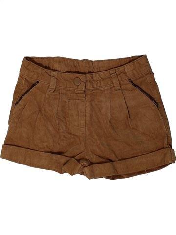 Short-Bermudas niña PRIMARK marrón 4 años invierno #1402970_1