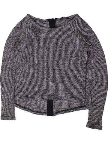 Pull fille NEW LOOK bleu 13 ans hiver #1402983_1