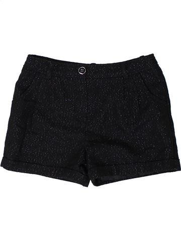 Short - Bermuda fille NUTMEG noir 10 ans hiver #1403012_1