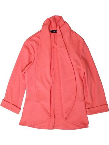 Gilet fille NEW LOOK rose 14 ans hiver #1403062_1