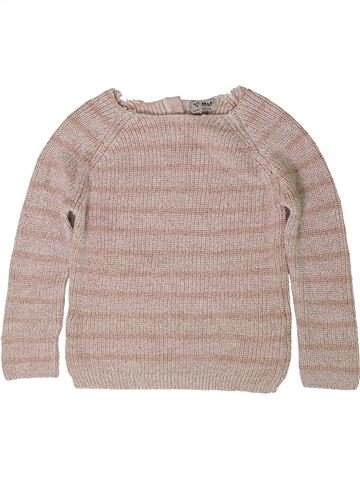 Pull fille NEXT beige 5 ans hiver #1403080_1