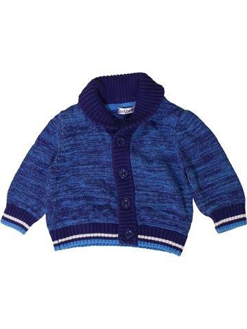 Chaleco niño LADYBIRD azul 6 meses invierno #1403130_1
