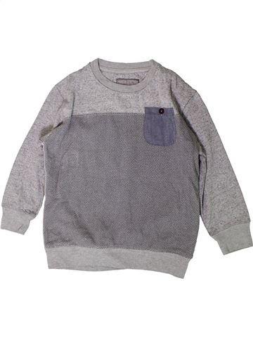 Sweat garçon TU gris 10 ans hiver #1403206_1