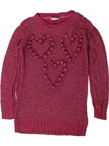 jersey niña I LOVE GIRLSWEAR violeta 9 años invierno #1403338_1