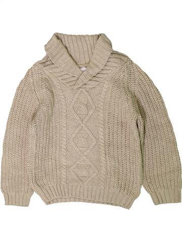 jersey niño URBAN RASCALS beige 7 años invierno #1403358_1