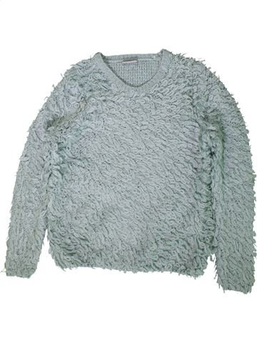 Pull fille I LOVE GIRLSWEAR gris 13 ans hiver #1403429_1
