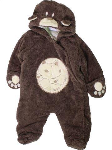 Mono-polar niño CHEROKEE marrón 3 meses invierno #1403461_1