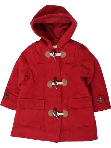 Manteau garçon MARKS & SPENCER rouge 3 ans hiver #1403505_1