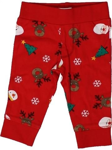 Legging unisexe F&F rouge 1 mois hiver #1403535_1