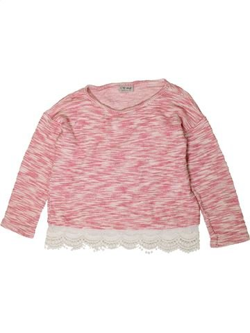 Sweat fille NEXT rose 8 ans hiver #1403552_1