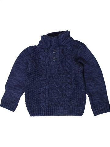 Pull garçon PRIMARK bleu 3 ans hiver #1403588_1