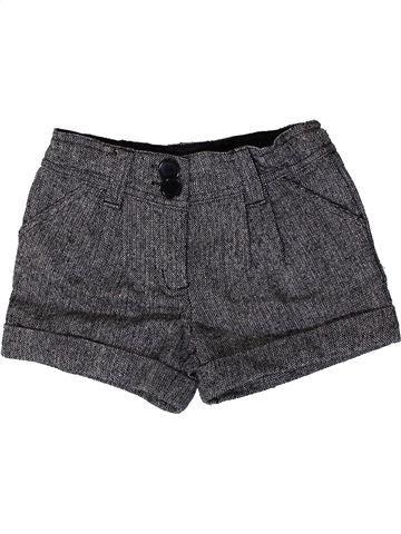 Short - Bermuda fille SWEET MILLIE gris 5 ans hiver #1403646_1