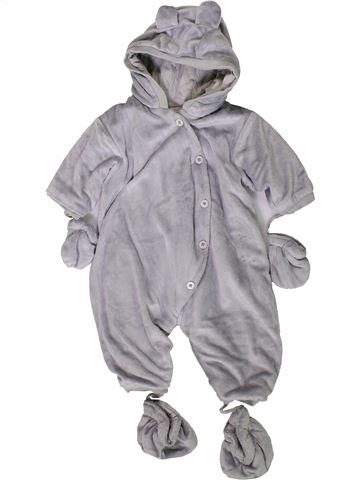 Mono-polar niño LA REDOUTE CRÉATION gris 6 meses invierno #1403681_1