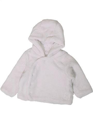 Veste unisexe MOTHERCARE blanc 3 mois hiver #1403829_1